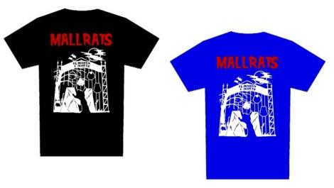 La maglietta dei Mallrats... In entrambe le colorazioni.