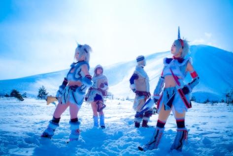 monster hunter cosplay 18