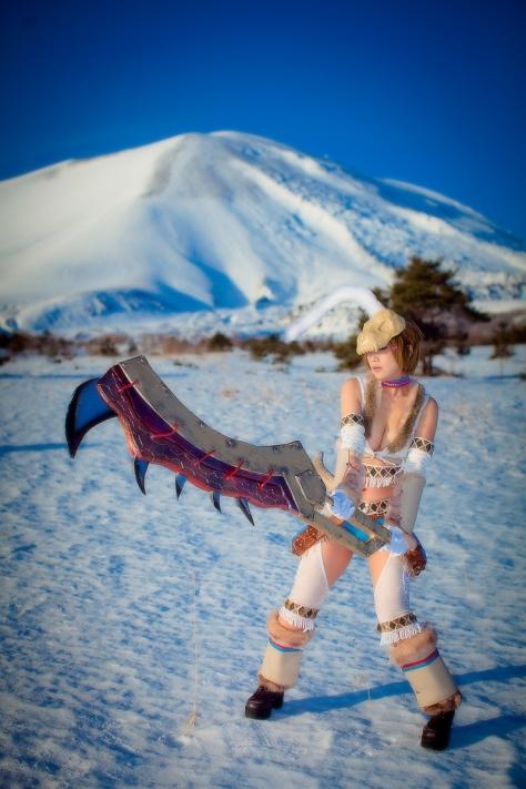 monster hunter cosplay 33