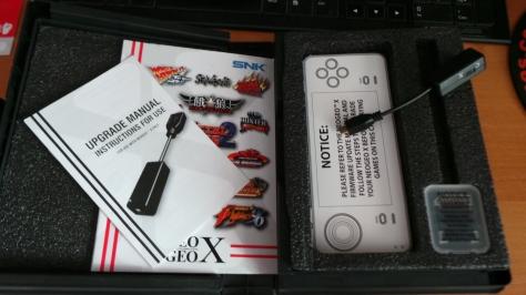Ecco cosa contiene il NEOGEO X Mega Pack Volume 1