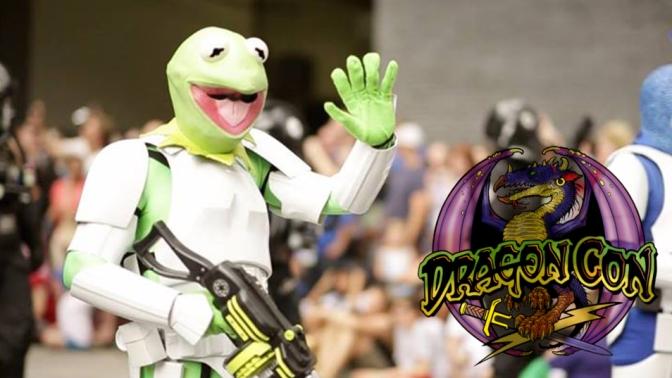 Cosplay dell'altro Mondo ed. speciale… Le Zirfe nel bello del DragonCon 2013