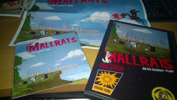 Sul Ciglio. Il nuovo disco dei Mallrats