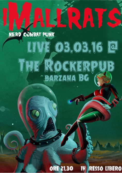 locandina live rockerpub